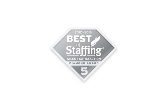 We Won! Best of Staffing 2012 – 2016 Baby!
