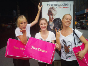 Juicy Couture Event Staff