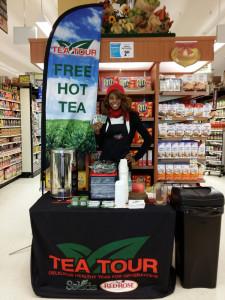 Tea Tour Demo Staffing