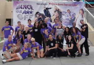 Dance your A. Off Promo Staffing