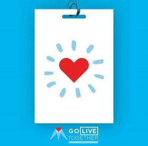 Go live together