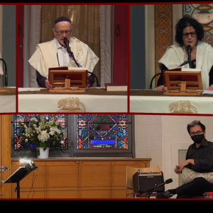 B'Nai Jeshurun | High Holy Day Virtual Services
